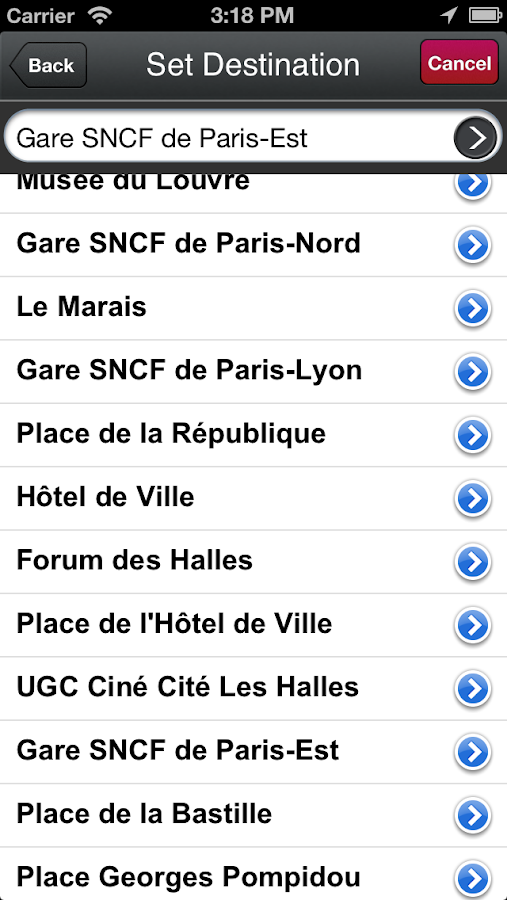 Taxi Discount - screenshot