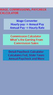 salary to paycheck calculator