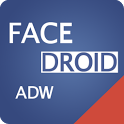 ADW Facedroid icon
