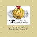 13 C. C. do Joelho de Campinas logo