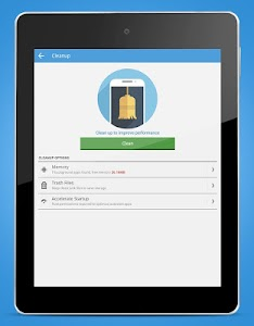 Antivirus Booster & Cleaner v2.2.3