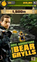 Screenshot of Survival Run with Bear Grylls