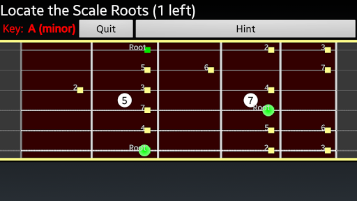 RR Guitar Scale Trainer LITE