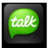 네이버톡 – Naver talk icon