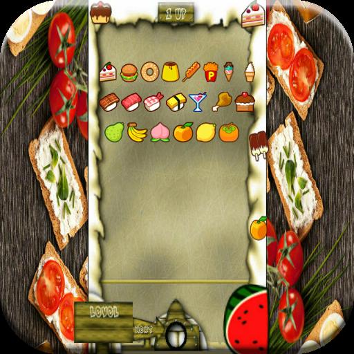 Food Bobble Mania 休閒 App LOGO-APP開箱王