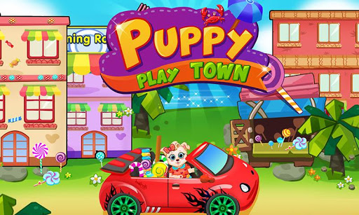 Pet Puppy: Play Town Adventure