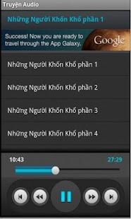 Truyện Audio - screenshot thumbnail