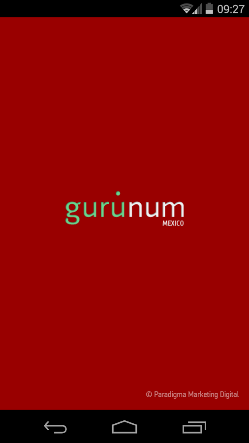 Gurunum- screenshot