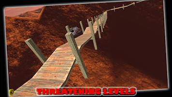 Screenshot of Stunt Car Parking Mania Free