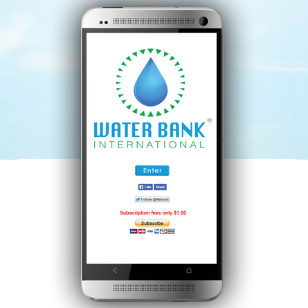 Water Bank International- screenshot