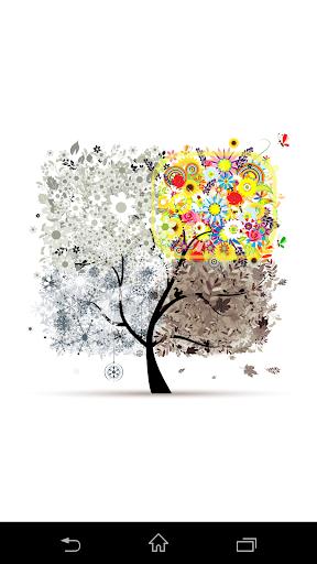 Find Pair Seasons: Memory game