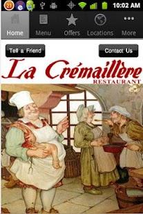 La Cremaillere- screenshot thumbnail