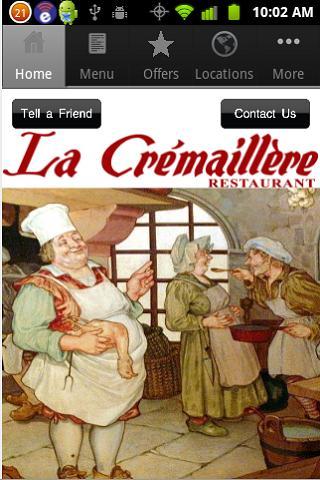 La Cremaillere- screenshot