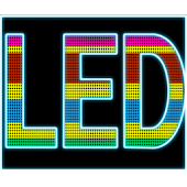 LED Scroller FREE Android APK Download Free By KHTSXR