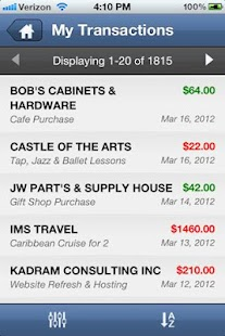 IMS Barter Mobile- screenshot thumbnail