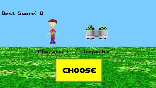 Swing Jetpacks 3D