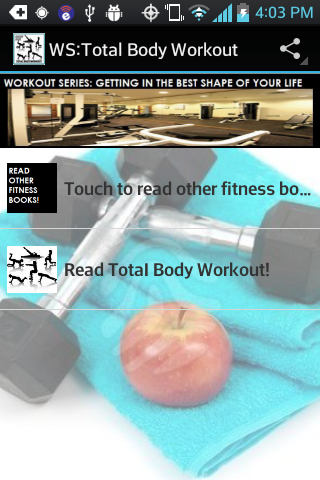 WS Book 2- Total Body Workout