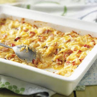 Amish Breakfast Casserole.