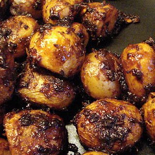 Spicy Boiled New Potatoes Recipes.