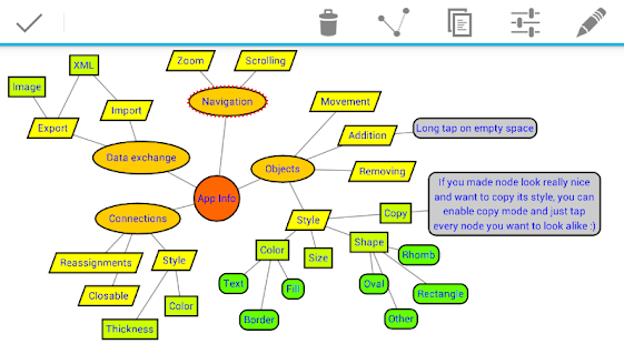 SharpMindMap- screenshot thumbnail