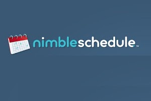 Screenshot of NimbleSchedule