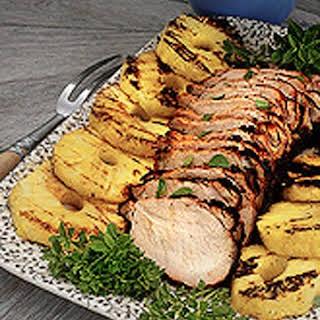 Fiery Asian Style Pork Loin Roast.