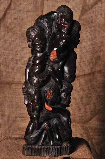 Shona and soapstone carvings rand african art