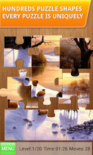 Jigsaw Puzzles- screenshot thumbnail