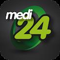 Medi24 icon