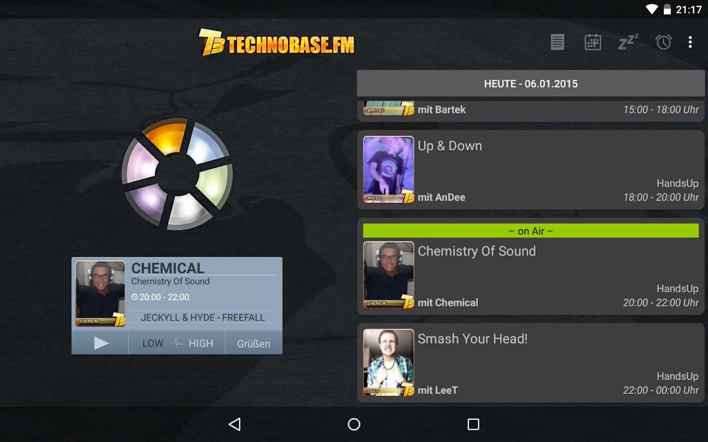 TechnoBase.FM - We aRe oNe – Screenshot