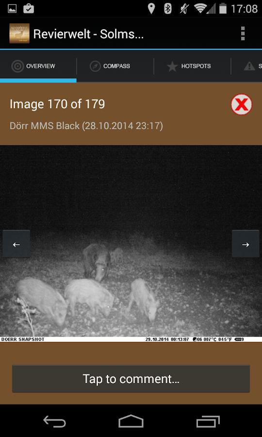 Wild und Hund Revierwelt - screenshot