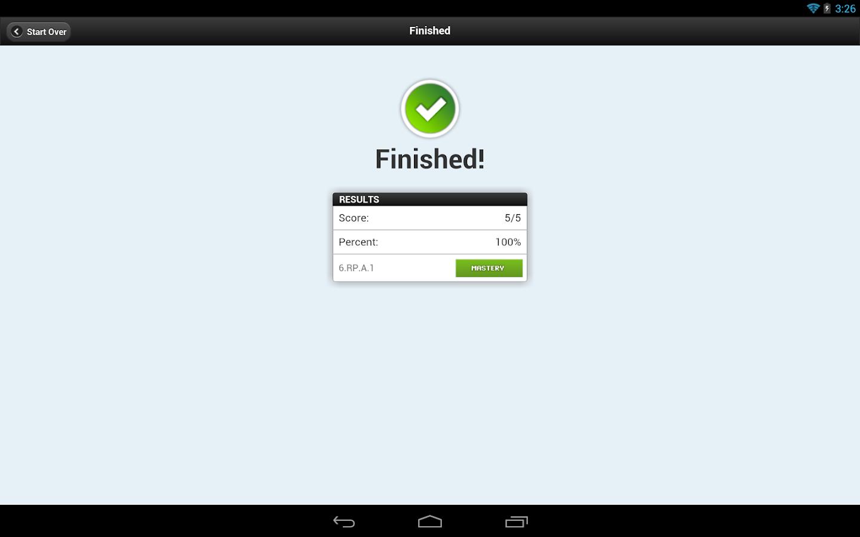 BubbleSheet- screenshot
