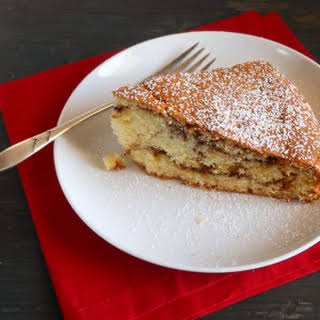 Cinnamon Cake.