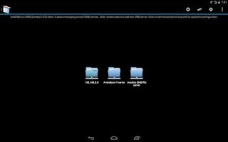 Screenshot of AndSMB (samba client)