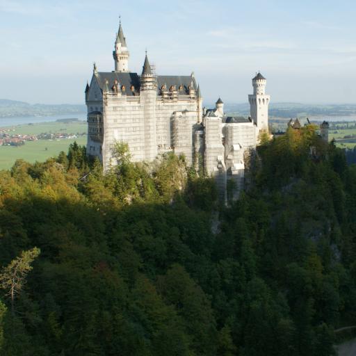Neuschwanstein Castle(DE001)