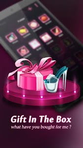 GiftInTheBox GO Launcher Theme v1.0