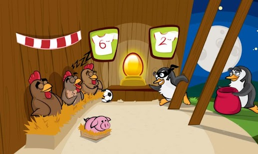 Get the Egg: Foosball (free) - screenshot thumbnail