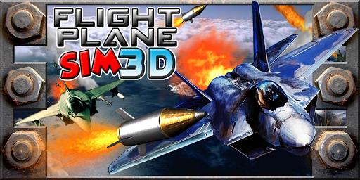 Flight Plane Sim 3D