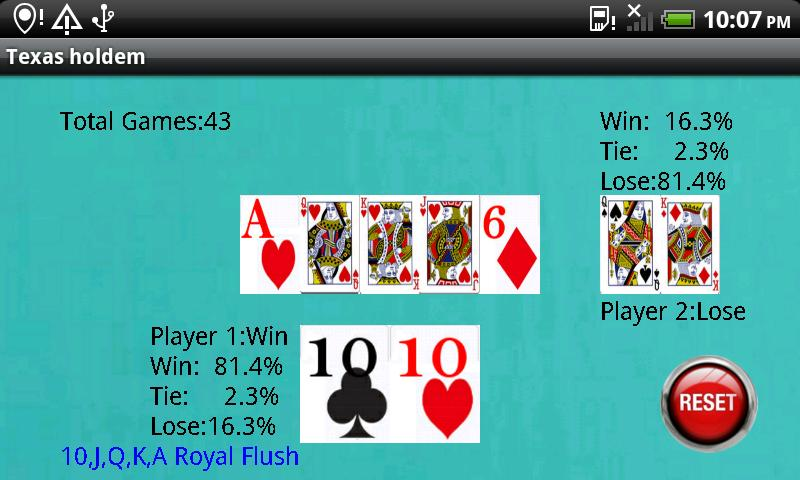 Free download kalkulator texas holdem poker