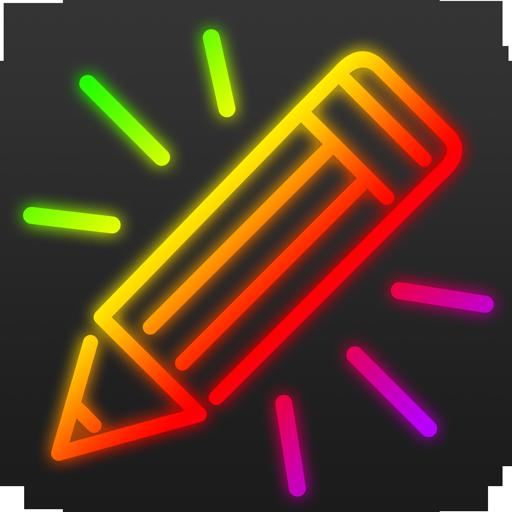 童心童畫 Kids Doodle 教育 App LOGO-硬是要APP