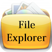 File Explore App for Android