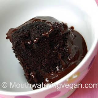 Heavenly Moist Chocolate Cake.