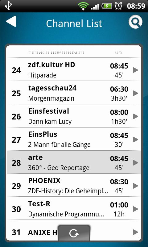 Live Share Tv Grundig