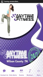 Anytime Fitness Wilson County - screenshot thumbnail
