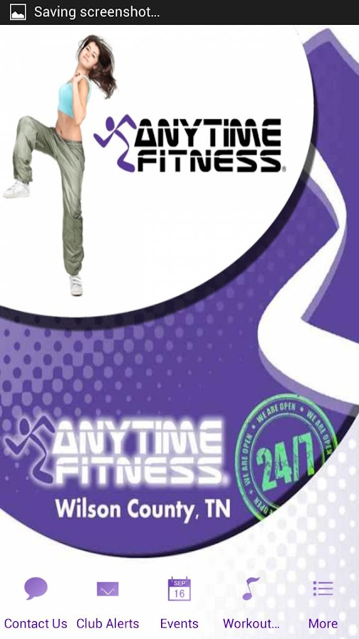 Anytime Fitness Wilson County - screenshot