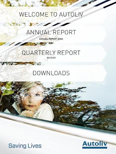 Autoliv Annual Report