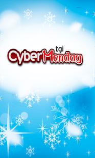TGI Cyber Monday - screenshot thumbnail