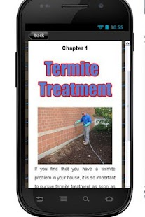 Termite Treatment Guide - screenshot thumbnail