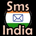 15000+ INDIA SMS icon