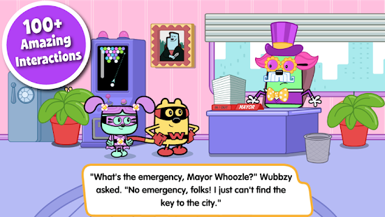 Wubbzy The Superhero- screenshot thumbnail